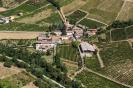 Fotografia aerea del Comune di Borgo Priolo