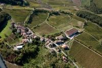 Veduta aerea di Canevino