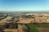 Veduta aerea di Copiano