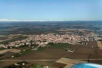Veduta aerea di Mede