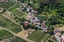 Fotobrafia aerea del Comune di Montecalvo Versiggia