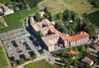 Veduta aerea di Montescano