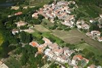 Veduta aerea di Monteveneroso, Casa Zanbianchi