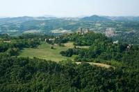 Veduta aerea di Nazzano