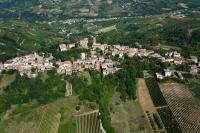 Veduta aerea di Pietra De Giorgi