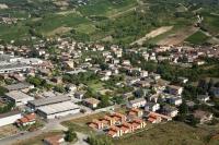Veduta aerea di Redavalle