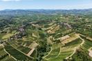 Fotografia aerea del Comune di San Damiano al Colle in provincia di Pavia