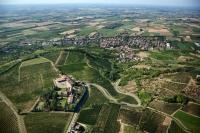 Veduta aerea Comune di S. Giorgio - Cascina Colombina