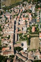 veduta aerea di S. Giuletta