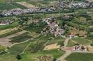 Fotografia aerea del Comune di Santa Maria della Versa