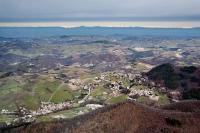 Fraz. S. Albano nel comune di Val di Nizza