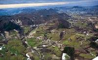 Veduta aerea di Valverde