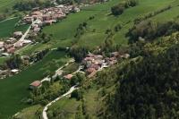 Fotografia aerea di Valverde, Oltrepo Pavese