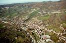 Veduta aerea di Varzi