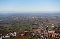 Veduta aerea di Voghera IMG_6532