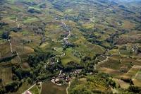 Foto aeree di Volpara, Oltrepo Pavese, provicia di Pavia