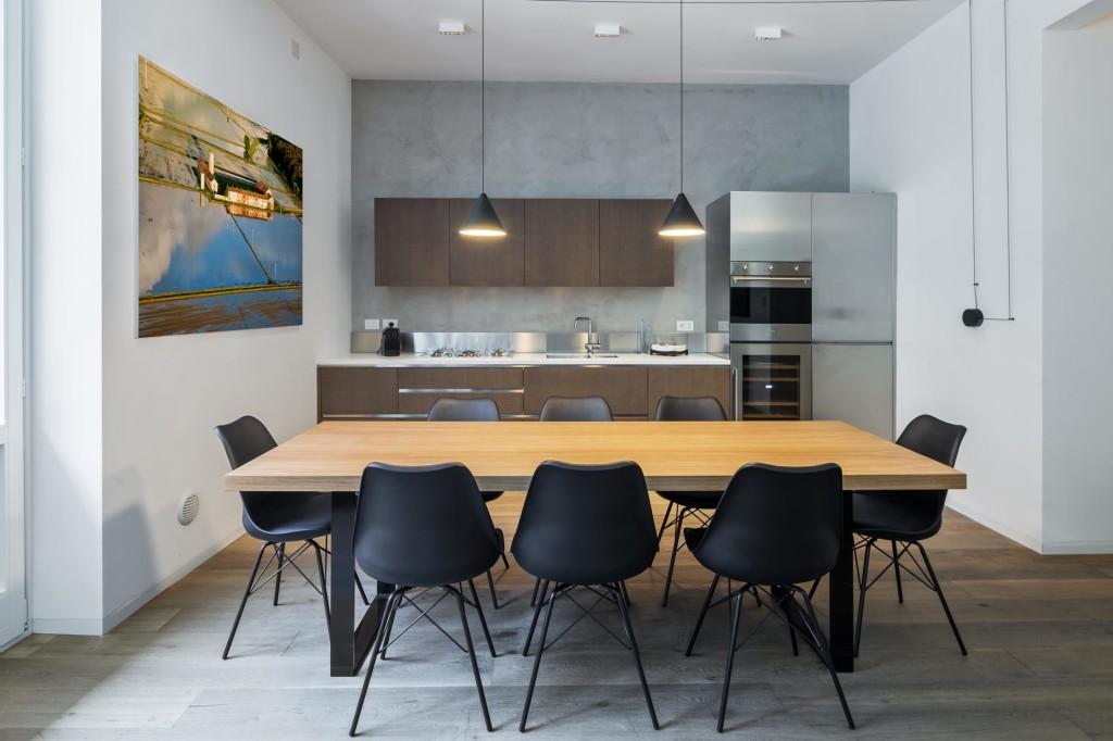 Appartamento in via Moscova Milano