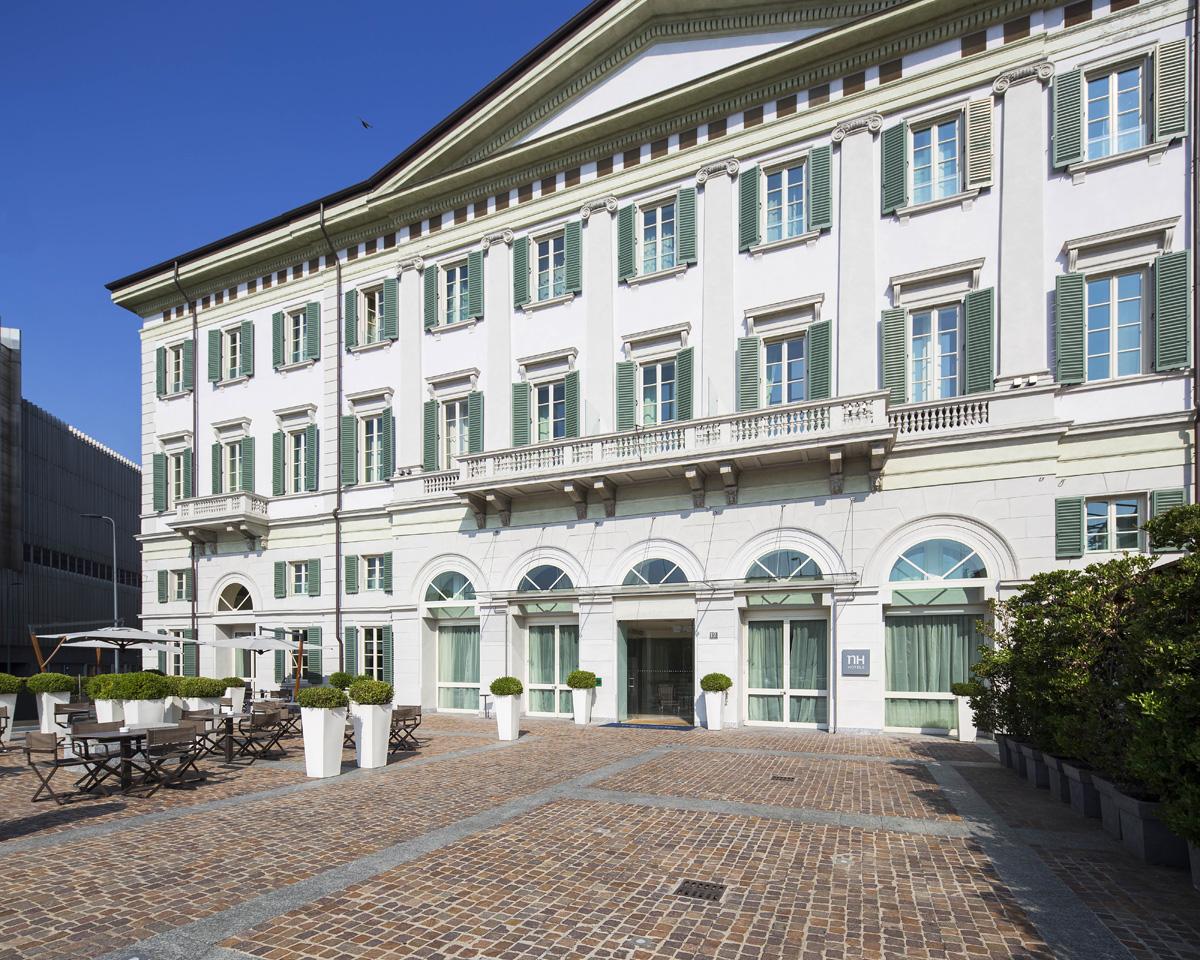 Nh Hotel Palazzo Moscova Milano