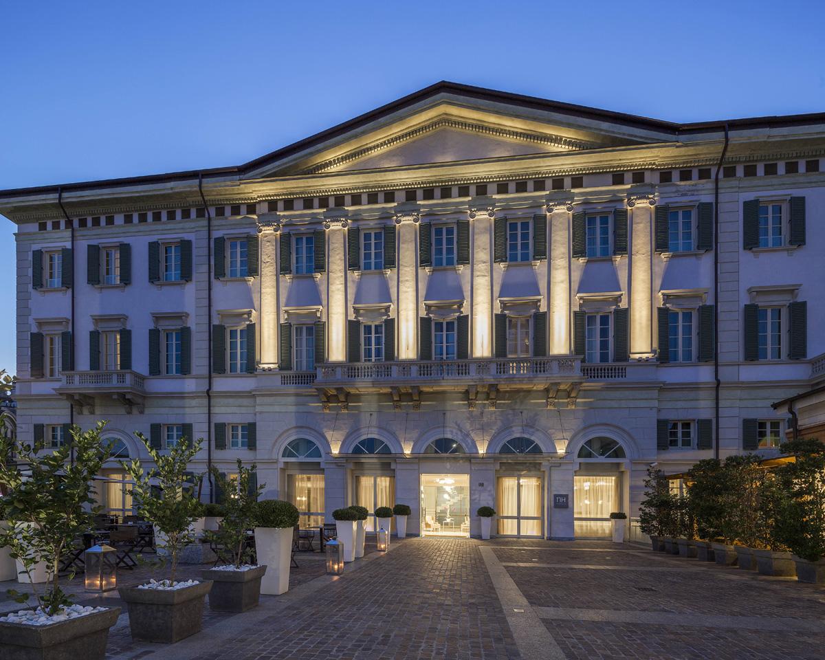 Nh palazzo moscova flavio chiesa fotografo interni for Nh hotel milano