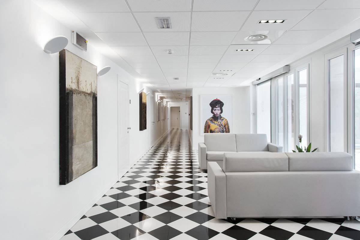 Servizio fotografico di interni realizzato per studio inn for Design di interni milano