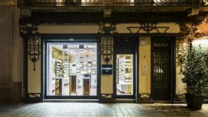 fotografo_architettura_negozio_ottica