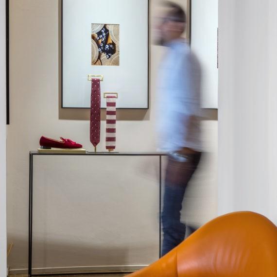 servizio fotografico showroom milano
