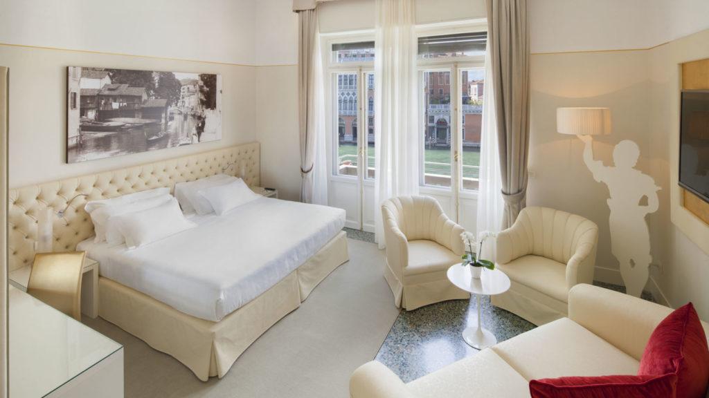 fotografo per hotel suite venezia