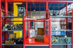 Servizio fotografico al Museo della Tecnicna Elettrica di Pavia