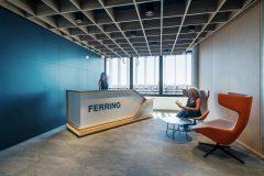 Progetto Unispace Global per Ferring Milano