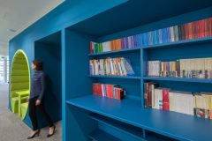 Progetto Unispace Global per Pearson Milano