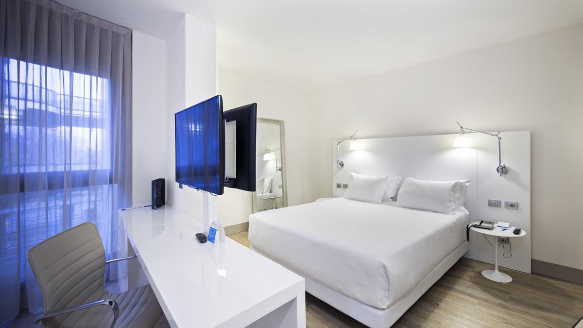 fotografo per hotel milano congres center
