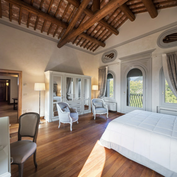 camera del bed and breakfast Villa Morona de Gastaldis Valdobbiadene