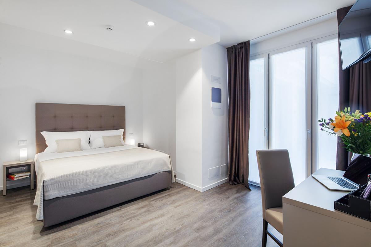 fotografi per hotel Milano