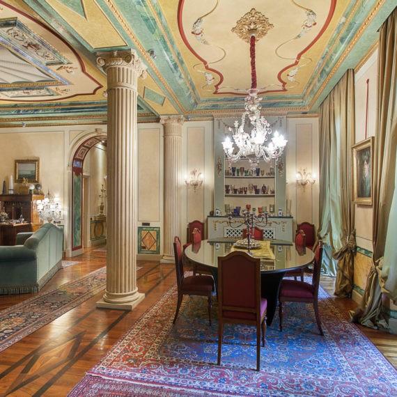 appartamento prestigioso in stile Barocco a Cremona