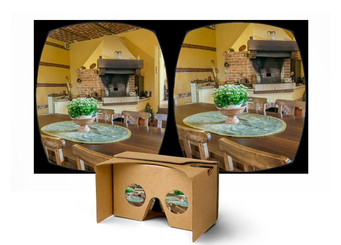 Fotografo per hotel, fotografie stereoscopiche 3d