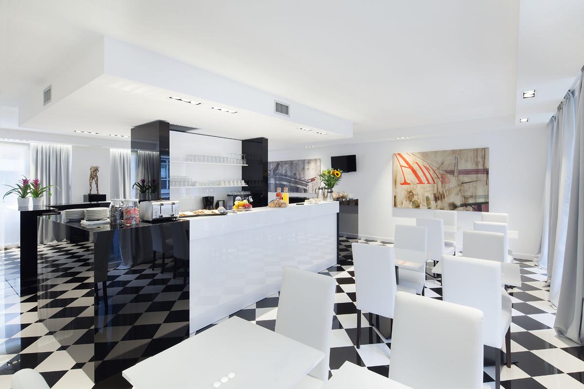 fotografo hotel Milano