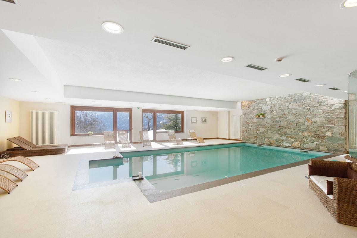 fotografo per hotel Val d'Aosta