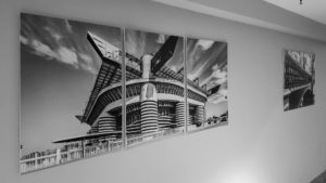 interior design in hotel