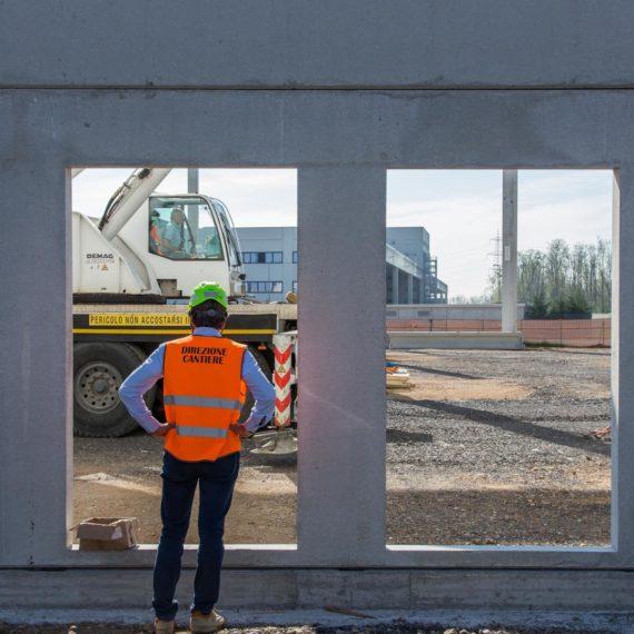 Reportage fotografico costruzioni