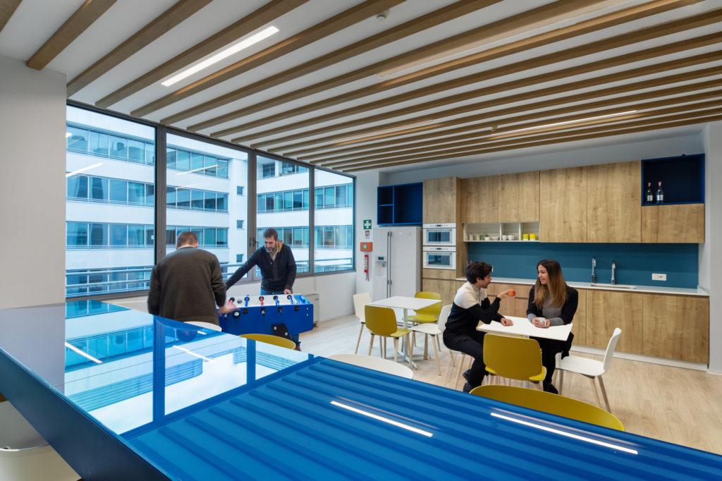 nuovi uffici progetto unispace