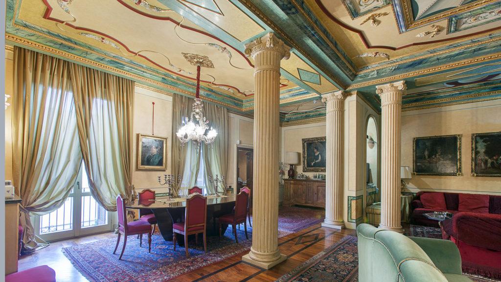 immobile di pregio stile barocco a Cremona