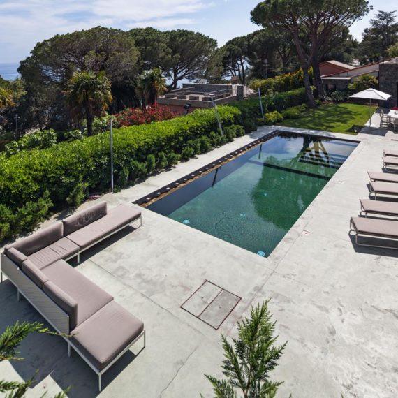 fotografo villa di pregio Airbnb Liguria