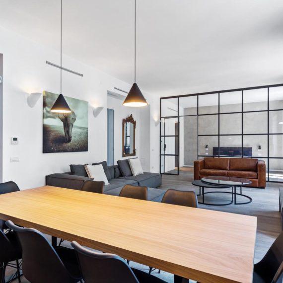 appartamento proposto su Airbnb a Milano