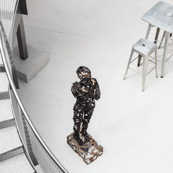 fotografo hotel Milano studio Inn, il terrazzo