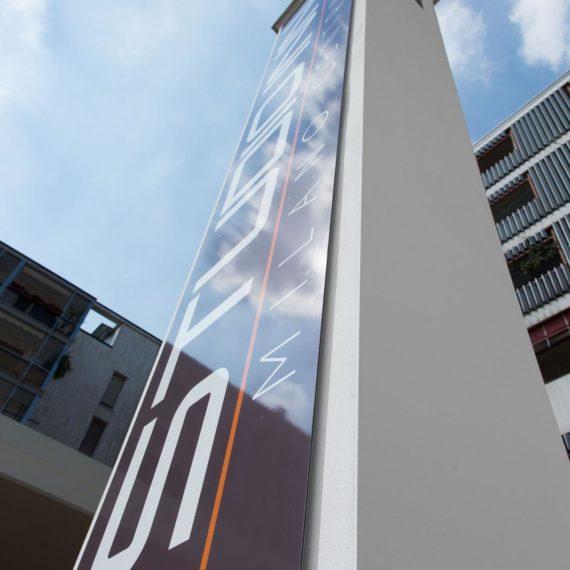 fotografo hotel Milano studio Inn, l'insegna