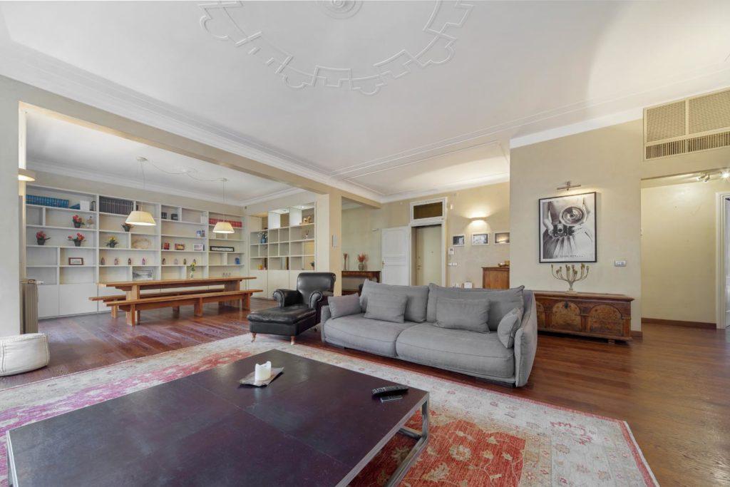 servizio fotografico appartamento affittato Airbnb Milano