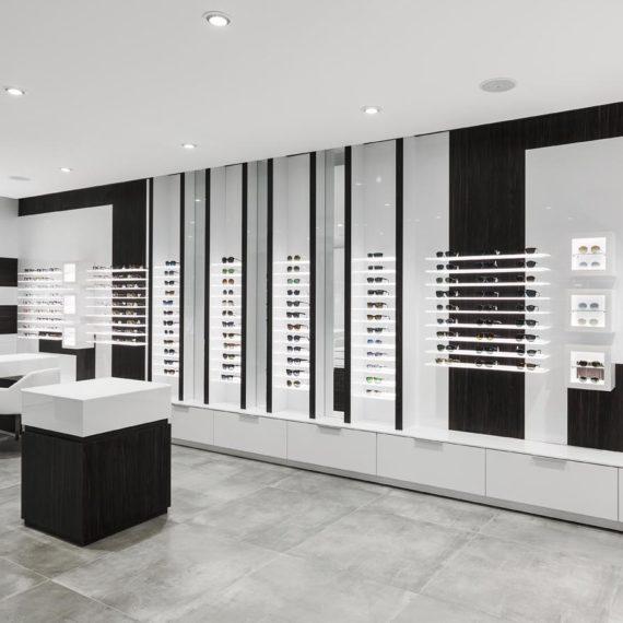 servizio fotografico negozio ristrutturato a Verona