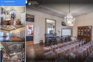 fotografo Google Street View tour virtuale fondazione Mansutti