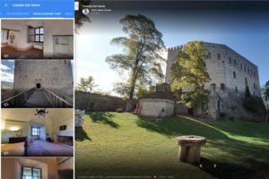 tour virtuale castello di Zavattarello