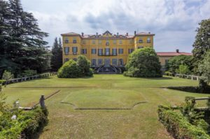 castello di Azzate a Varese